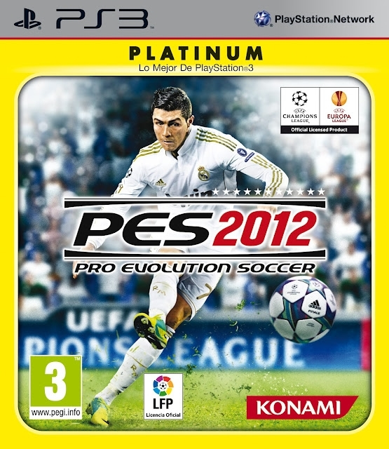 Pro Evolution Soccer 2012 / Pes 2012 (PS3)